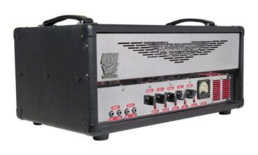 Ashdown 427 Small Block – test wzmacniacza basowego