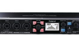Roland OCTA-CAPTURE – test interfejsu audio