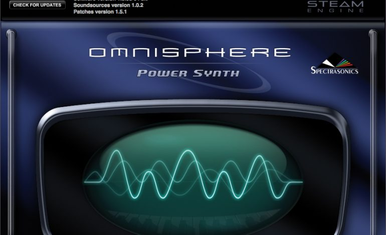 Spectrasonics Omnisphere 01