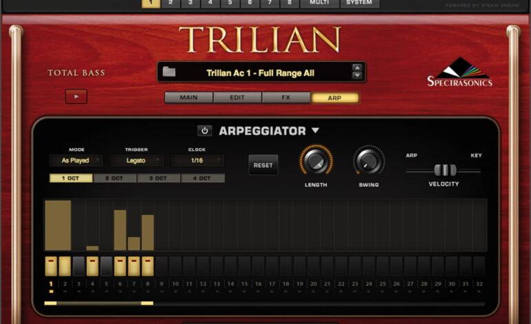 Spectrasonics Trillian Arp
