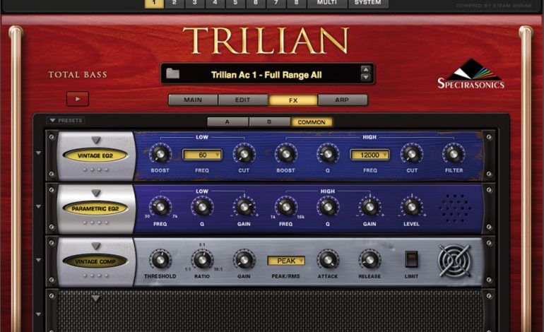 Spectrasonics Trillian FX