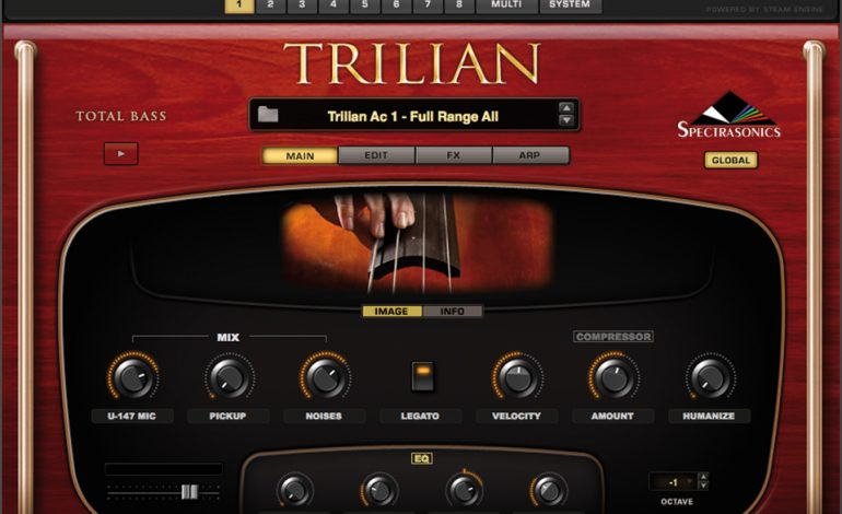 Spectrasonics Trillian Main