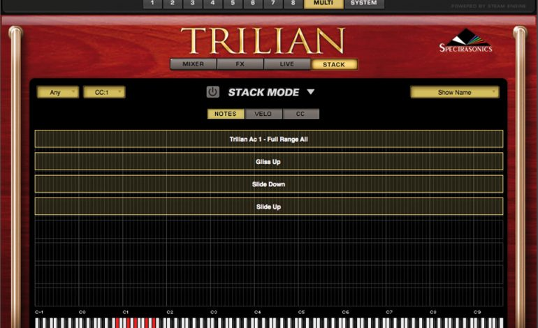 Spectrasonics Trillian Multi Stack