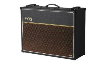 VOX AC30VR – test comba gitarowego