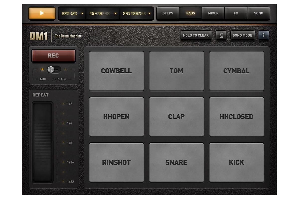 Fingerlab DM1 – test aplikacji dla iOS