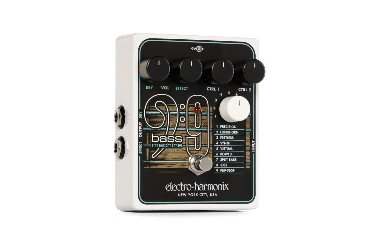 Electro-Harmonix BASS9 – nowy efekt gitarowy