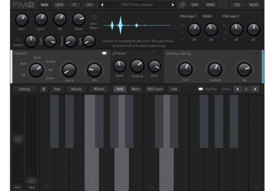 AudioKit Pro FM Player 2