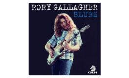"""Rory Gallagher """"Blues"""" – recenzja płyty"""