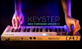 Arturia KeyStep 1.1 – nowy firmware