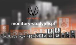 Audiotech uruchomił stronę monitory-studyjne.pl