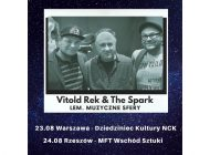 Vitold Rek & The Spark – koncerty