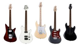 Dostawa gitar Sterling by Music Man do Music Info