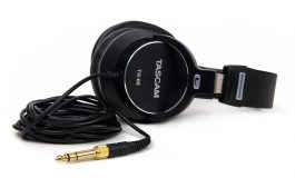 TASCAM TH-06 – nowe słuchawki studyjne