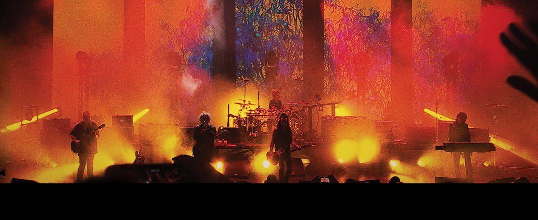 "The Cure zapowiada wydawnictwo ""40 LIVE – CURÆTION-25 + ANNIVERSARY"""