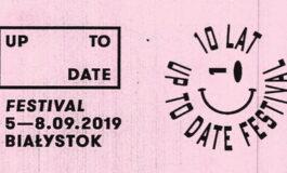 10. odsłona Up To Date Festival już wkrótce