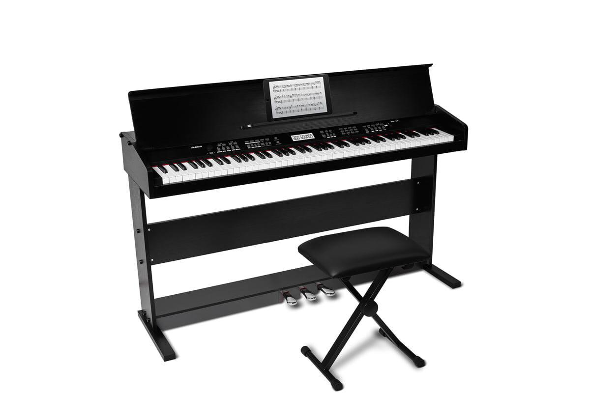 Alesis Virtue – nowe pianino cyfrowe