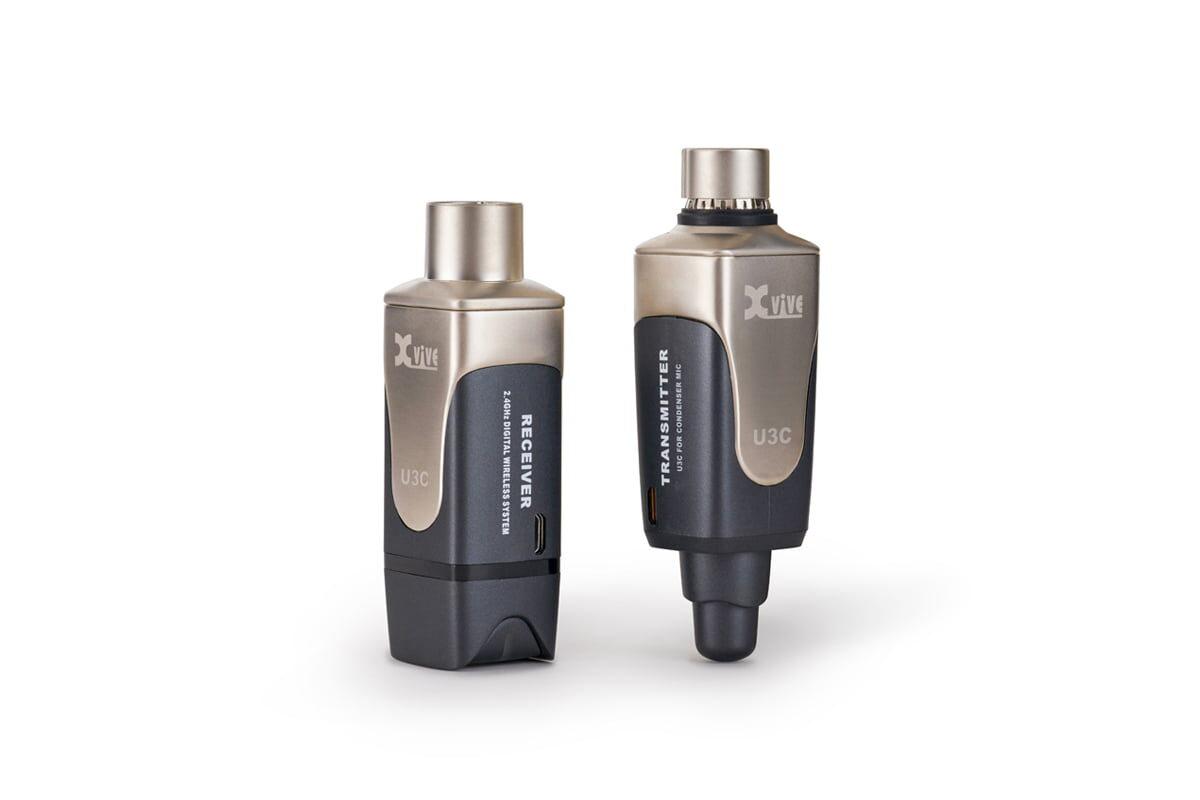Xvive U3C – system bezprzewodowy dla mikrofonów pojemnościowych