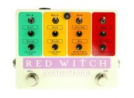 Red Witch Synthotron II – nowy syntezator gitarowy
