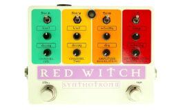 Red Witch Synthotron II – nowy syntezator gitarowy