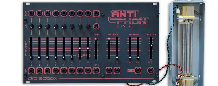 Dreadbox Antiphon – nowy syntezator Eurorack