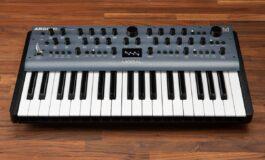 Modal Argon8 – nowy syntezator polifoniczny