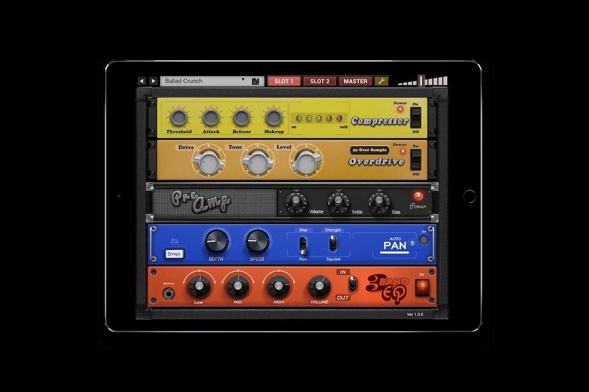 Gospel Musicians iFX Rack [iOS]