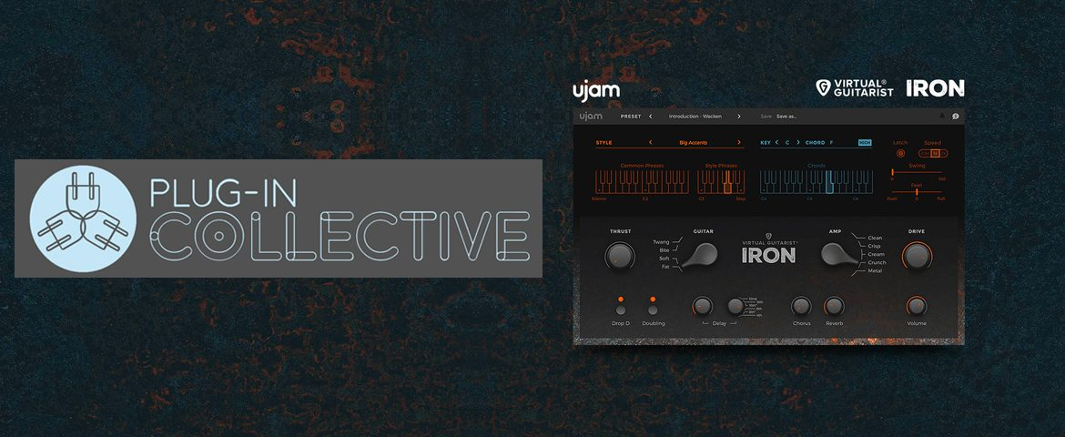 Focusrite Plug-in Collective – UJam Virtual Guitarist Iron