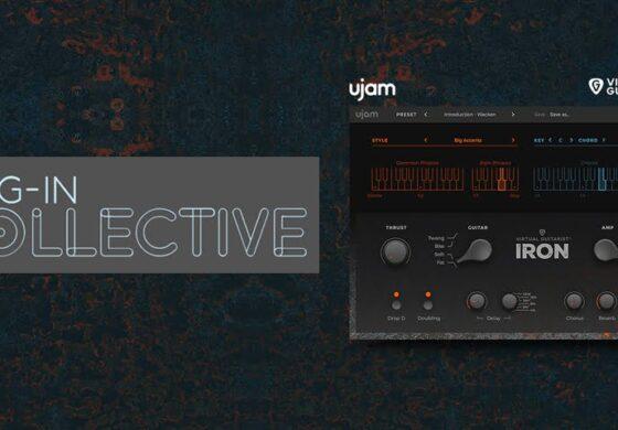Focusrite Plug-in Collective – UJam Virtual Guitarist Iron