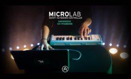 Arturia MicroLab – kompaktowa klawiatura sterująca