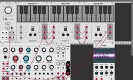 Mifki miRack – syntezator modularny dla iOS