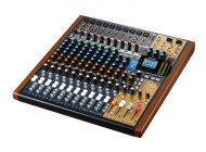 Tascam Model 16 – mikser / rejestrator / interfejs