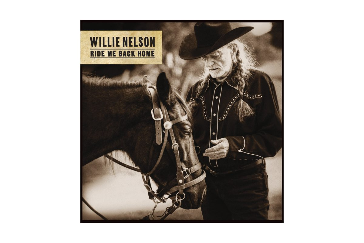 "Willie Nelson ""Ride Me Back Home"" – recenzja"