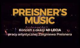 Jubileuszowy koncert Zbigniewa Preisnera z nagłośnieniem L-Acoustics L-ISA