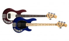 Ernie Ball Music Man Short-Scale StingRay Bass