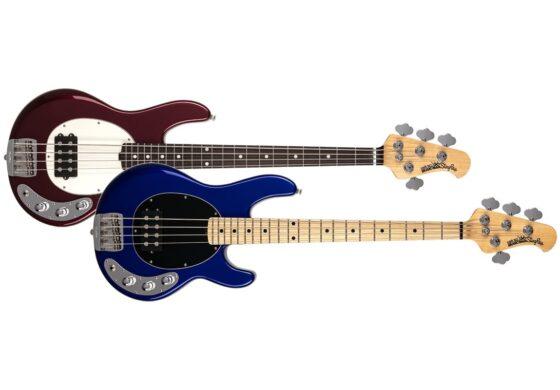 Ernie Ball Music Man Short-Scale StingRay Bass