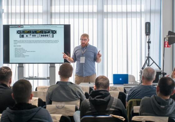 Audio Plus Broadcast Days – szkolenia dla branży telewizyjnej