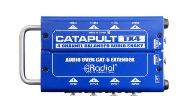 Radial Catapult i Catapult Mini