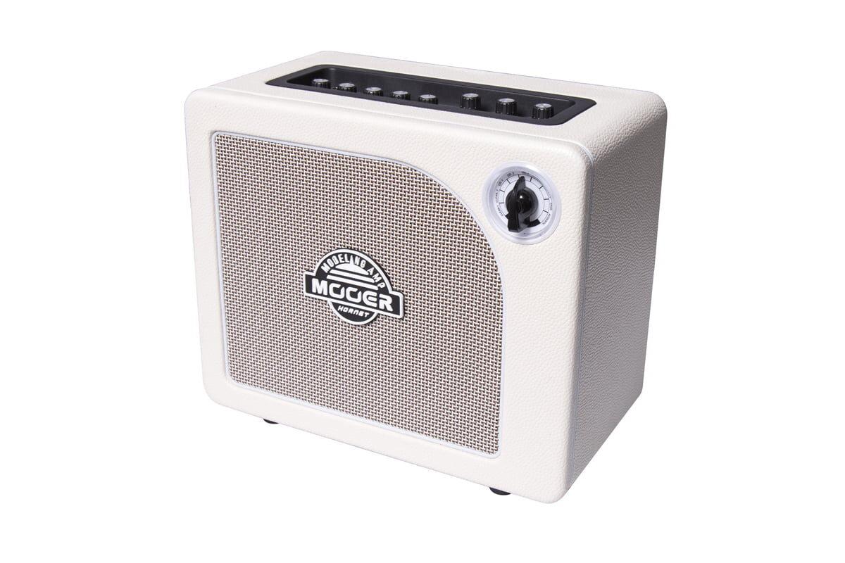 Mooer Hornet White – nowe combo gitarowe