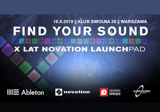 10 lat Novation Launchpad