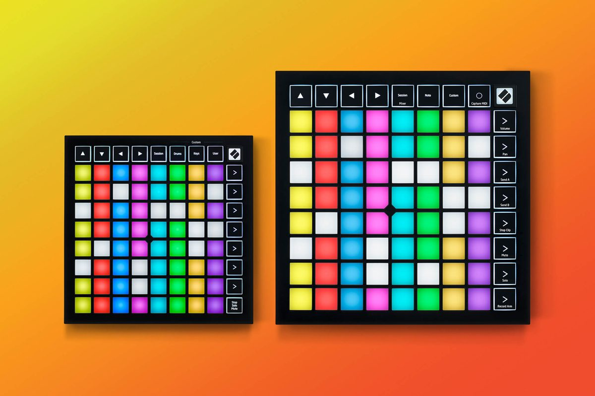 Novation Launchpad X i Launchpad Mini (MK3)