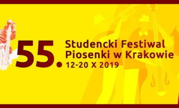 55. Studencki Festiwal Piosenki w Krakowie
