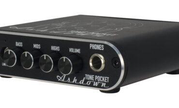 Ashdown Tone Pocket – test wzmacniacza słuchawkowego
