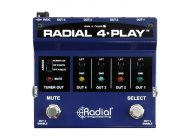 Radial Engineering 4-Play