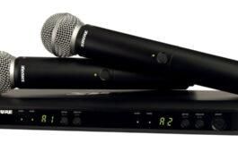 Shure BLX288/SM58 – system bezprzewodowy