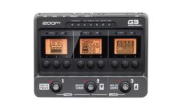Zoom G3 – test multiefektu gitarowego