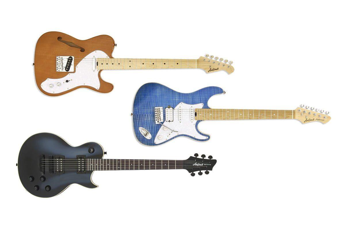 Gitary Aria dostępne w Polsce