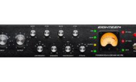 Black Lion Audio Eighteen Channel Strip