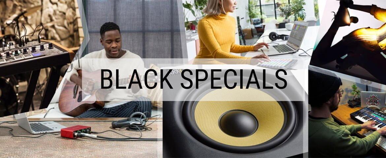 "Audiotech – startuje akcja ""Black Specials"""