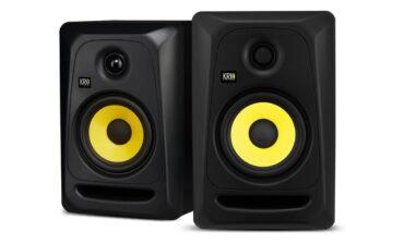 KRK Classic 5 – nowe monitory odsłuchowe
