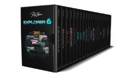 Rob Papen eXplorer 6 – nowy pakiet wtyczek